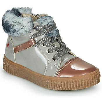 Παπούτσια Κορίτσι Ψηλά Sneakers GBB ORBA Grey