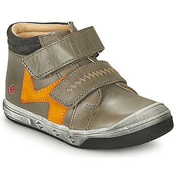 Παπούτσια Αγόρι Ψηλά Sneakers GBB OGROU Grey