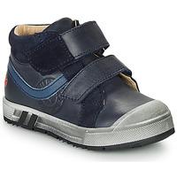 Παπούτσια Αγόρι Ψηλά Sneakers GBB OMALLO Marine