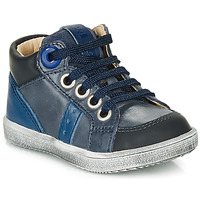 Παπούτσια Αγόρι Ψηλά Sneakers GBB ANGELITO Μπλέ