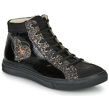 Ψηλά Sneakers GBB MARTA ΣΤΕΛΕΧΟΣ: Συνθετικό & ΕΠΕΝΔΥΣΗ: Δέρμα χοίρου & ΕΣ. ΣΟΛΑ: Δέρμα χοίρου & ΕΞ. ΣΟΛΑ: Καουτσούκ