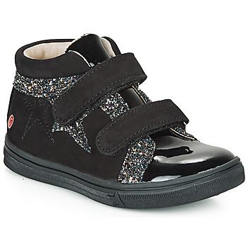 Παπούτσια Κορίτσι Ψηλά Sneakers GBB OHANE Black