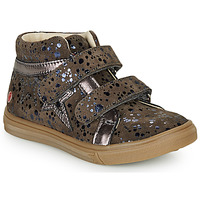 Παπούτσια Κορίτσι Ψηλά Sneakers GBB OHANE Taupe