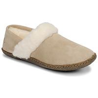 Παπούτσια Γυναίκα Παντόφλες Sorel NAKISKA™ SLIPPER II Beige