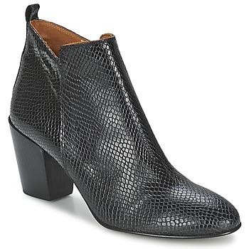 Παπούτσια Γυναίκα Μποτίνια Emma Go EWANS Black