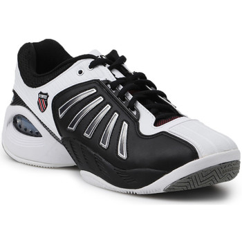 Παπούτσια Άνδρας Χαμηλά Sneakers K-Swiss Defier Misoul Tech 02149063 white, black