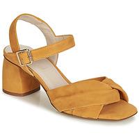 Παπούτσια Γυναίκα Σανδάλια / Πέδιλα Fericelli JESSE Yellow