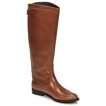 Παπούτσια Γυναίκα Μπότες για την πόλη Jonak BATURINGI COGNAC