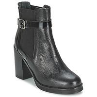 Παπούτσια Γυναίκα Μποτίνια Jonak DELFIM Black