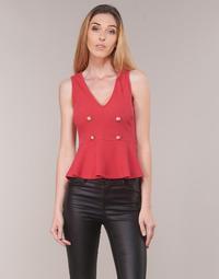 Υφασμάτινα Γυναίκα Μπλούζες Moony Mood KITTILE Red