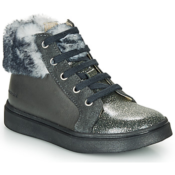 Παπούτσια Κορίτσι Ψηλά Sneakers Catimini MARCELLE Grey