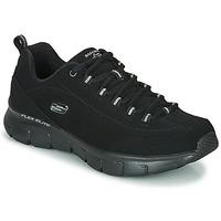 Παπούτσια Γυναίκα Χαμηλά Sneakers Skechers SYNERGY 3.0 Black