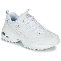 Παπούτσια Γυναίκα Χαμηλά Sneakers Skechers D'LITES Άσπρο