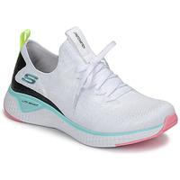 Παπούτσια Γυναίκα Fitness Skechers FLEX APPEAL 3.0 Άσπρο / Ροζ / Μπλέ