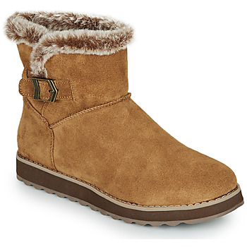 Παπούτσια Γυναίκα Μπότες Skechers KEEPSAKES 2.0 Brown