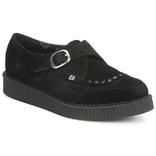 Παπούτσια Derby TUK MONDO SLIM Black