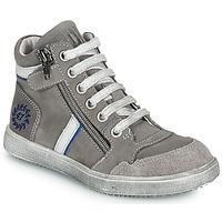 Παπούτσια Αγόρι Ψηλά Sneakers Ramdam HOUSTON Grey