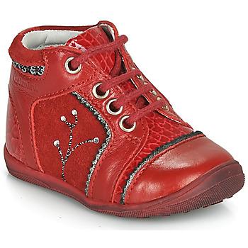Παπούτσια Κορίτσι Μπότες Catimini CALINE Red
