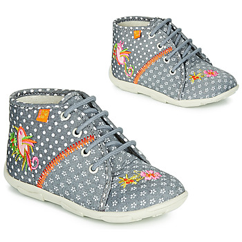 Παπούτσια Κορίτσι Παντόφλες GBB GANLANTINE Grey