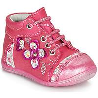 Παπούτσια Κορίτσι Μπότες Catimini CYLENE Ροζ
