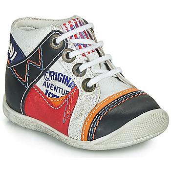 Παπούτσια Αγόρι Μπότες Catimini CACHALOT Άσπρο