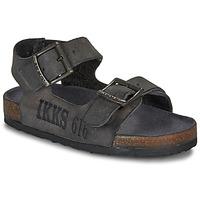Παπούτσια Αγόρι Σανδάλια / Πέδιλα Ikks CURTIS Black