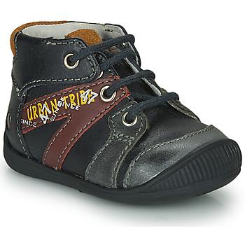 Παπούτσια Αγόρι Μπότες GBB LEWIN Black