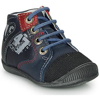 Παπούτσια Αγόρι Μπότες GBB LARI Μπλέ