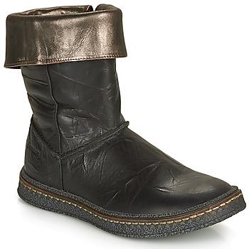 Παπούτσια Κορίτσι Μπότες για την πόλη Ramdam CRACOVIE Black