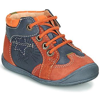 Παπούτσια Αγόρι Μπότες Catimini CARACAL Μπλέ