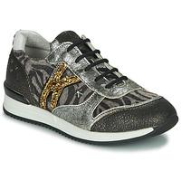 Παπούτσια Κορίτσι Χαμηλά Sneakers Ikks WHITNEY Grey / Dore