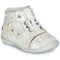 Παπούτσια Κορίτσι Μπότες GBB MAE Άσπρο