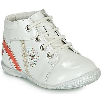 Παπούτσια Κορίτσι Μπότες GBB MELANIE Άσπρο