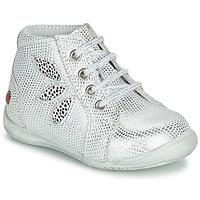 Παπούτσια Κορίτσι Μπότες GBB MANON Άσπρο
