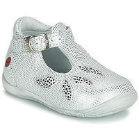 Παπούτσια Κορίτσι Σανδάλια / Πέδιλα GBB MARIE Άσπρο / Silver