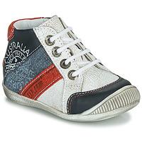 Παπούτσια Αγόρι Μπότες GBB MAURICE Άσπρο