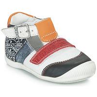 Παπούτσια Αγόρι Σανδάλια / Πέδιλα GBB MARTIN Άσπρο / Marine