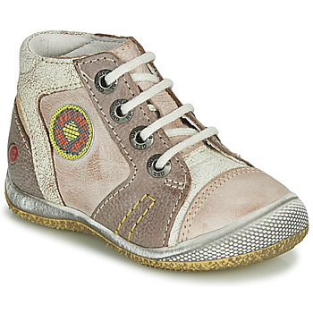 Παπούτσια Αγόρι Μπότες GBB MONTGOMERY Beige
