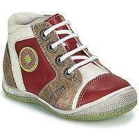 Παπούτσια Αγόρι Μπότες GBB MONTGOMERY Red