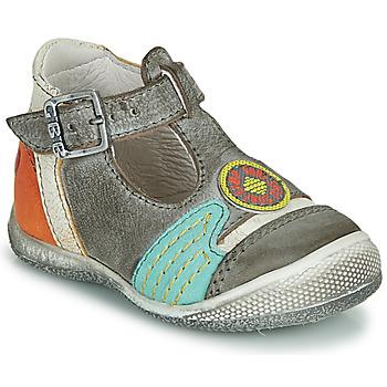 Παπούτσια Αγόρι Σανδάλια / Πέδιλα GBB MARIO Grey / Μπλέ