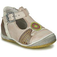 Παπούτσια Αγόρι Σανδάλια / Πέδιλα GBB MARIO Beige