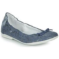 Παπούτσια Κορίτσι Μπαλαρίνες Ramdam KIKI Μπλέ