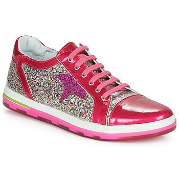 Παπούτσια Κορίτσι Χαμηλά Sneakers Ramdam KASAI Ροζ