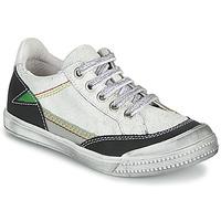 Παπούτσια Αγόρι Χαμηλά Sneakers Ramdam KUMAMOTO Άσπρο