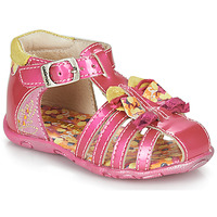 Παπούτσια Κορίτσι Σανδάλια / Πέδιλα Catimini CYGNE Ροζ