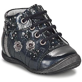 Παπούτσια Κορίτσι Μπότες GBB NAYANA Μπλέ