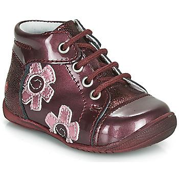 Παπούτσια Κορίτσι Μπότες GBB NEIGE Bordeaux