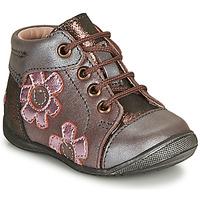 Παπούτσια Κορίτσι Μπότες GBB NEIGE Violet / Ροζ