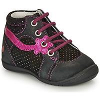 Παπούτσια Κορίτσι Μπότες GBB NOEMIE Black