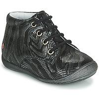 Παπούτσια Κορίτσι Μπότες GBB NAOMI Black / Silver